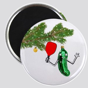 Pickleball Holiday Gifts Magnets