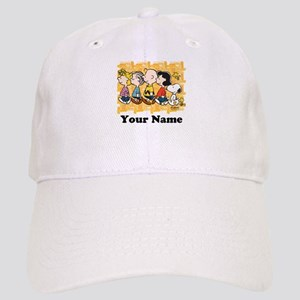 Peanuts Walking Personalized Cap