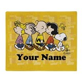 Peanuts Fleece Blankets