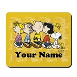 Charlie brown Classic Mousepad