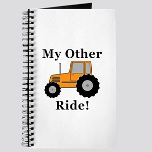 Tractor Other Ride Journal
