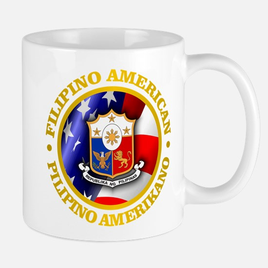 Filipino-American Mugs