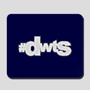 Glitter #DWTS Mousepad
