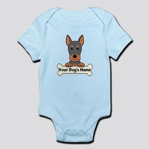 Personalized Beauceron Infant Bodysuit