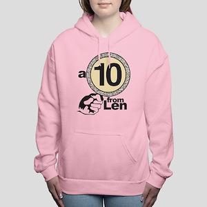 5047b14f857a A 10 Warthog Women s Hoodies   Sweatshirts - CafePress