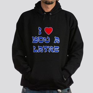 I Love You a Latke Sweatshirt