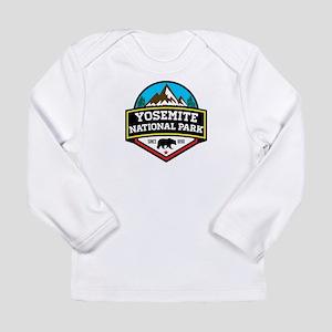 YOSEMITE NATIONAL PARK CALIFOR Long Sleeve T-Shirt