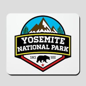 YOSEMITE NATIONAL PARK CALIFORNIA BEAR M Mousepad