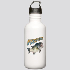 Fish on Bass color Stainless Water Bottle 1.0L