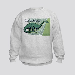 Diplodocus Sweatshirt