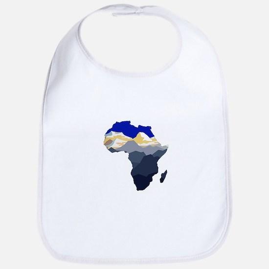 AFRICA Baby Bib