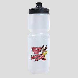 Tiny But Brave Sports Bottle