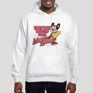 Tiny But Brave Hooded Sweatshirt