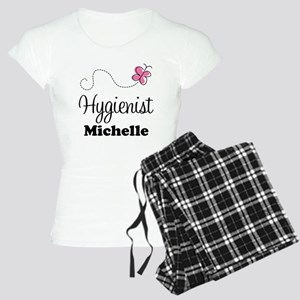 Personalized Dental Hygienist Pajamas