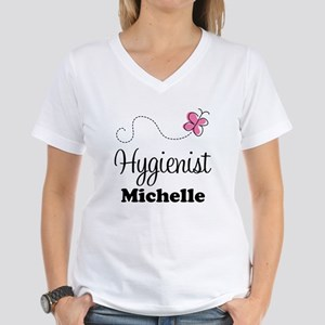 Personalized Dental Hygienist T-Shirt