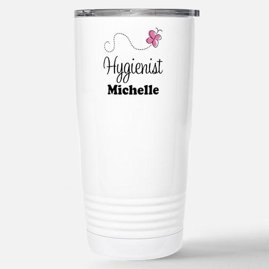 Personalized Dental Hygienist Travel Mug