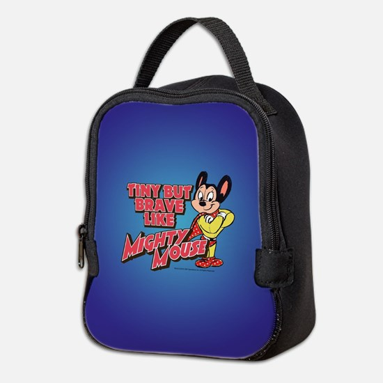 Tiny But Brave Neoprene Lunch Bag