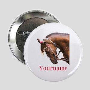 """Horse (p) 2.25"""" Button"""