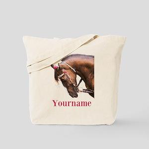 Horse (p) Tote Bag