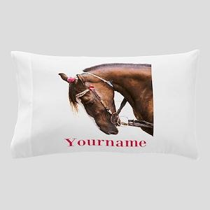 Horse (p) Pillow Case