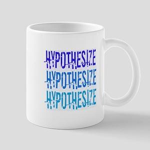 Hypothesize 1 Mugs