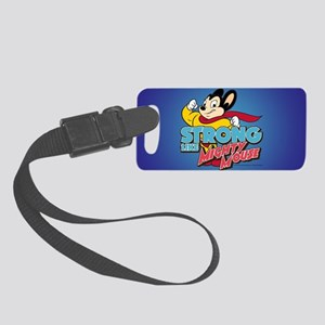 Strong Mighty Mouse Small Luggage Tag