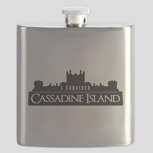 Cassadine Island Flask