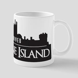 Cassadine Island Mug