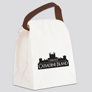 Cassadine Island Canvas Lunch Bag