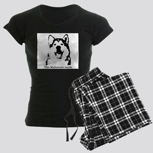 The Malamute Smile Pajamas
