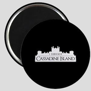 Cassadine Island Magnet