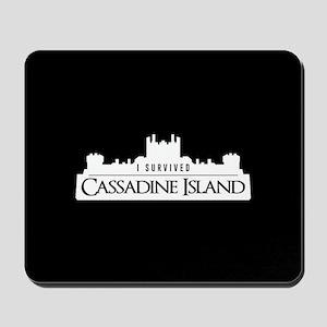 Cassadine Island Mousepad