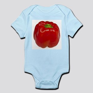 Red Pepper Photo Body Suit
