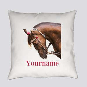Horse (p) Everyday Pillow
