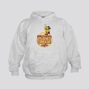 Rather Be on Planet Cheese Kids Hoodie