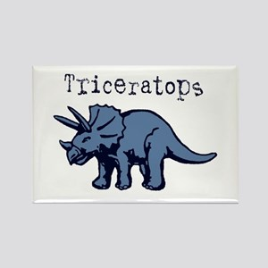 Triceratops Magnets