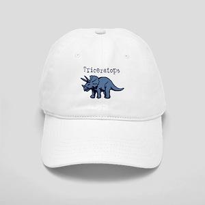 Triceratops Baseball Cap