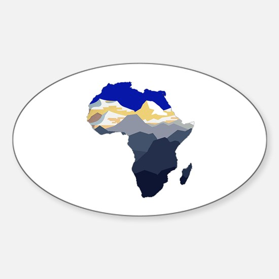 AFRICA Decal