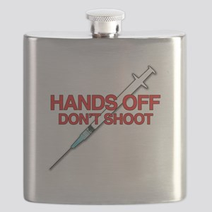 Hands off, Don't shoot Flask