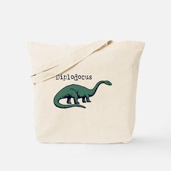 Diplodocus Tote Bag