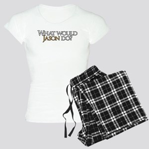 What Would Jason Do? Women's Light Pajamas
