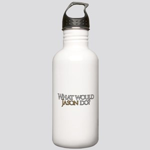 What Would Jason Do? Stainless Water Bottle 1.0L