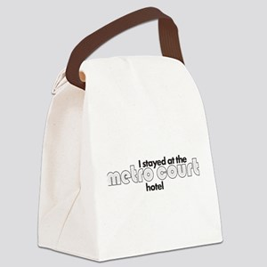 Metro Court Canvas Lunch Bag