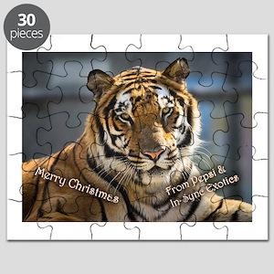 Pepsi Picture Ornament Puzzle