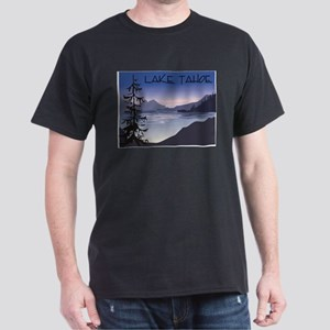 Lake Tahoe Ash Grey T-Shirt