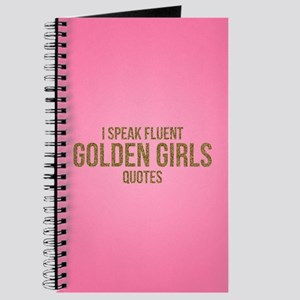 Golden Girls - Fluent Quotes Journal