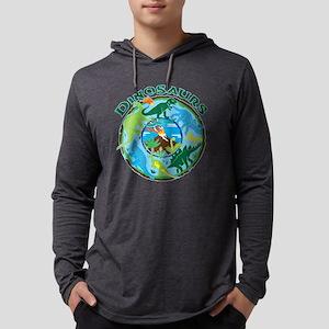 Dino World Long Sleeve T-Shirt