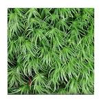 Green Moss Tile Coaster