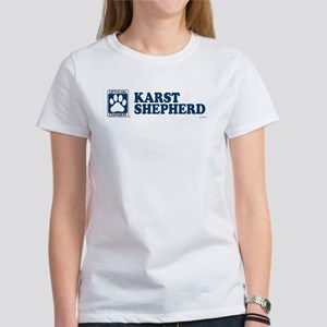 KARST SHEPHERD Womens T-Shirt