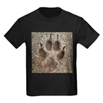 Coyote Track Kids Dark T-Shirt